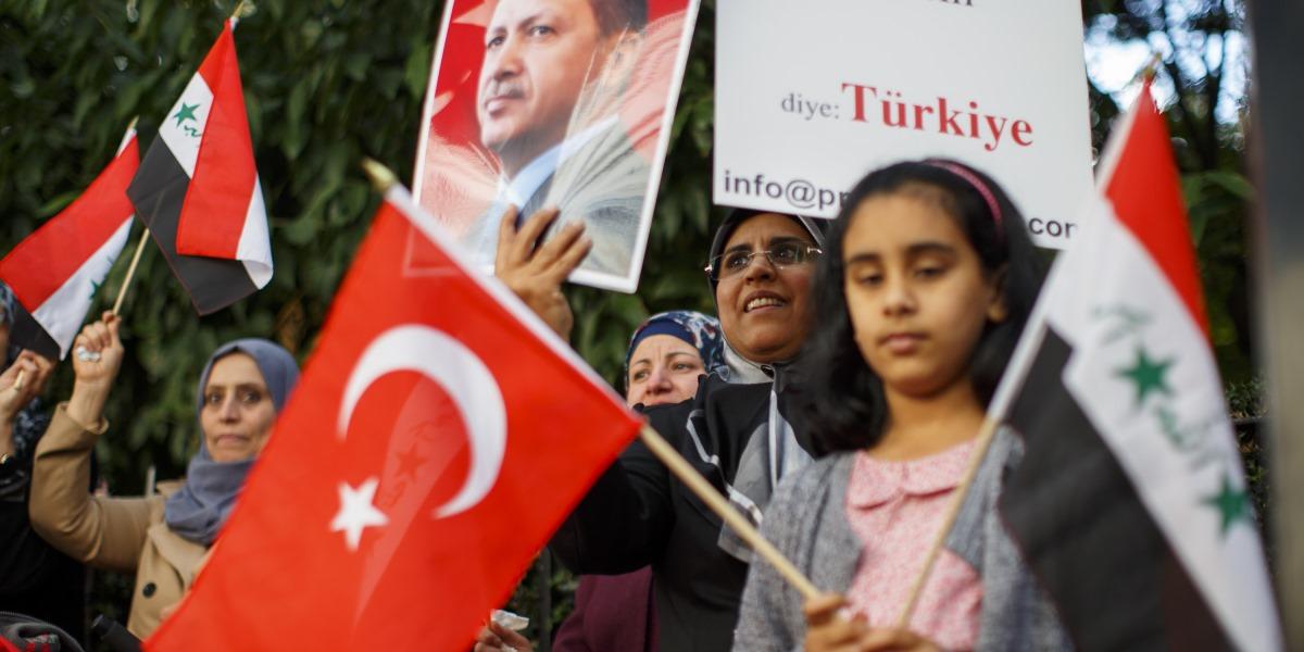 """Burhanettin Duran: """"Türkiye, Musul'da Olmak Zorunda"""""""