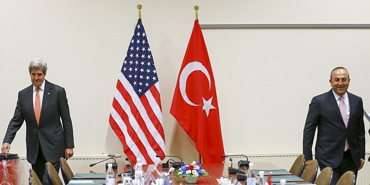 US-Turkey: Whose Axis is Shifting?